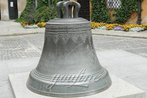 Antique Metal Craft Bronze Church Bell for Sale