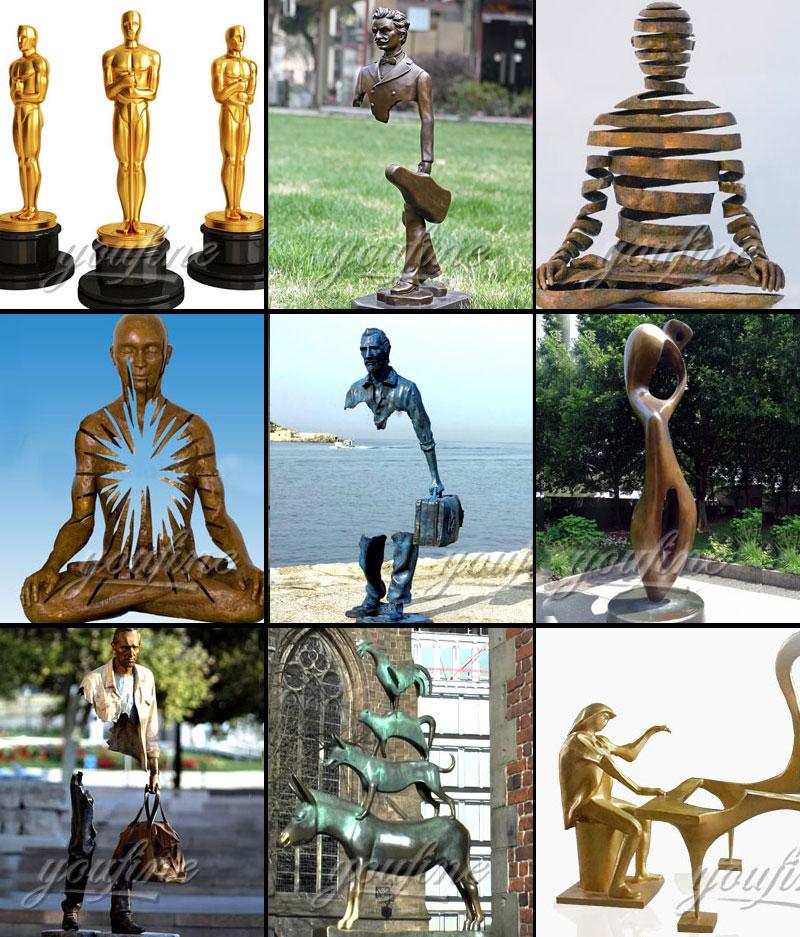 Famous Bronze statue