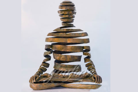 life size bronze abstract sculptures from china supplier