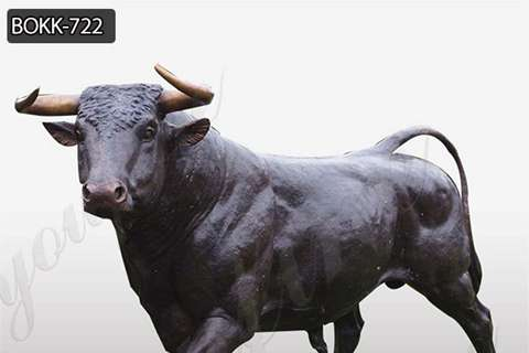 Bronze Animal Bull Statue with Competitive Price BOKK-722