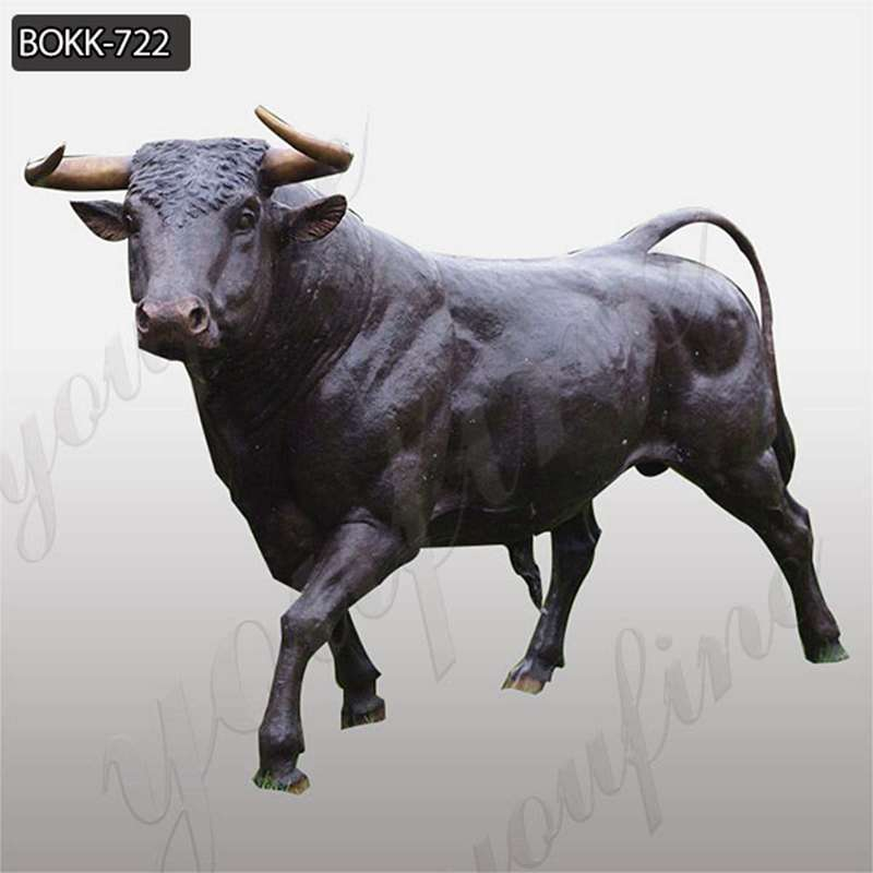 Bronze Bull Statue with Competitive Price