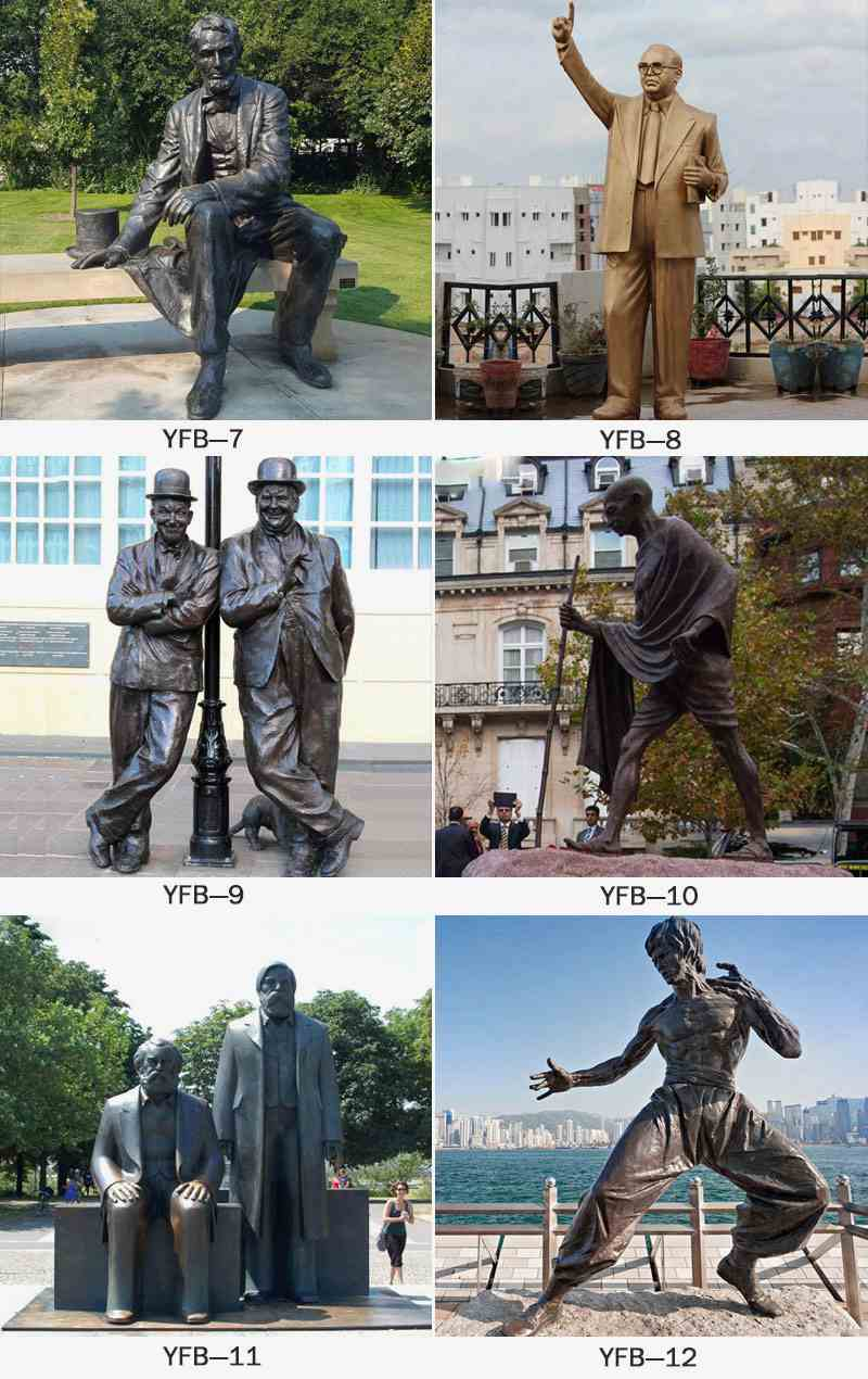 Famous Bronze Thinker Statue with Comparative Price BOKK