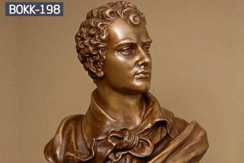 Factory Low Price Bronze Bust Sculpture BOKK-198