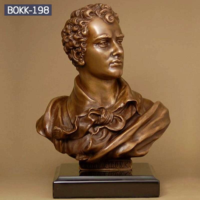 Factory Low Price Bronze Bust Sculpture