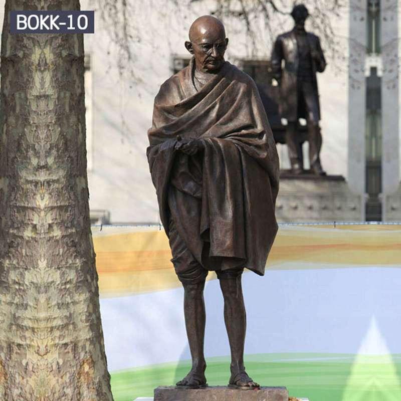 Famous Hero Bronze Gandhi Statue for Sale