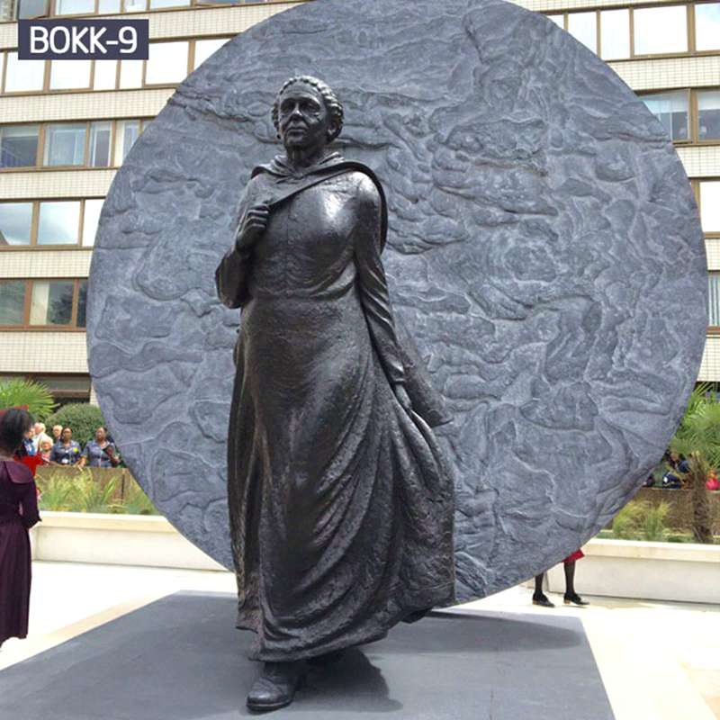 Life Size Bronze Celebrity Statue of Mary Seacole