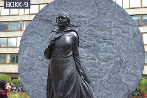 Life Size Bronze Celebrity Statue of Mary Seacole BOKK-09