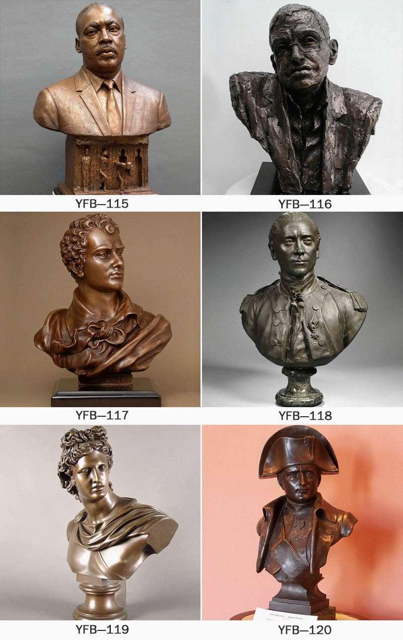 Low Price Bronze Bust Sculpture BOKK-198