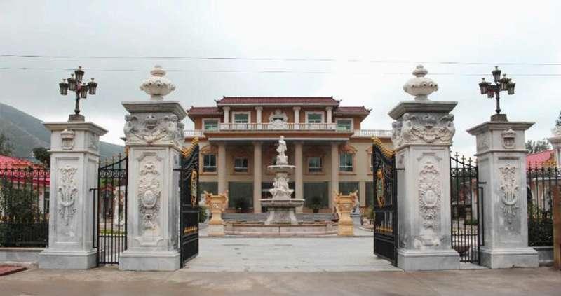 Popular Bronze Fountain with Statue BOKK-429